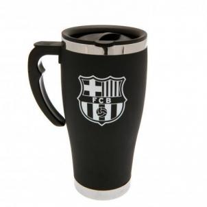 F.C. Barcelona prabangus kelioninis puodelis