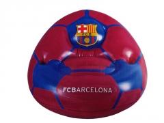 F.C. Barcelona pripučiamas fotelis