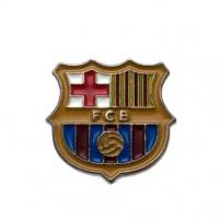 F.C. Barcelona prisegamas logotipo formos ženklelis Atbalstītājs merchandise