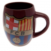 F.C. Barcelona puodelis (Bordo)