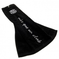 F.C. Barcelona rankšluostis su metalinė kilpa