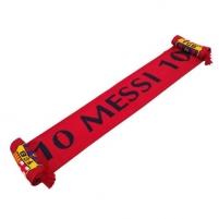 F.C. Barcelona šalikas (Messi) Atbalstītājs merchandise