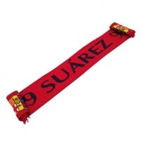 F.C. Barcelona šalikas (Suarez)