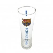 F.C. Barcelona stiklinė alaus taurė
