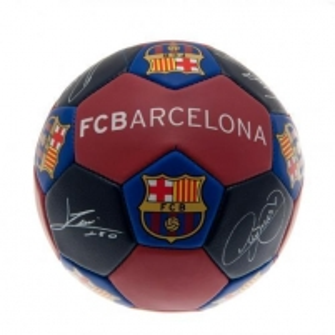 F.C. Barcelona treniruočių kamuolys (Nuskin)