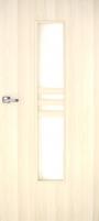 Foiled door leaf INVADO Nida2 D80 Coimbra (B402) without key hole Veneered doors