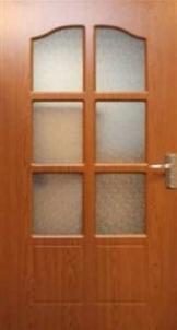 Finierētas durvis vērtne MVL-035 90 x 200 cm