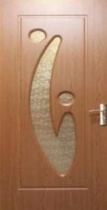 Finierētas durvis vērtne MVL-080 70 x 200 cm