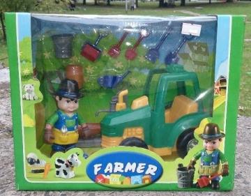 Farmer 002 Izglītības rotaļlietas