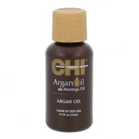 Farouk Systems CHI Argan Oil Plus Moringa Oil Cosmetic 15ml Plaukų stiprinimo priemonės (fluidai, losjonai, kremai)