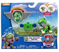 Figūrėlė 20071467 Spin Master Paw Patrol AIR RESCUE ROCKY