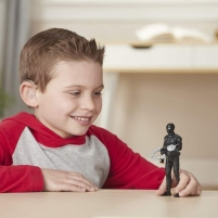 Figurėlė E4119 / E3549 Spider-Man: Far from Home Concept Series Stealth Suit 6 Action Figure ~14 cm