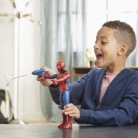 Figurėlė E7344 Spider-Man TITAN HERO Kids Play Action Figure