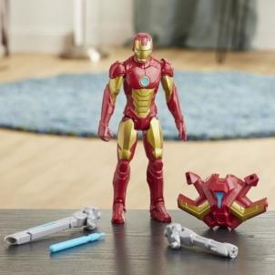Figurėlė E7380 Marvel AVENGERS Iron Man Blast Gear ~30 cm
