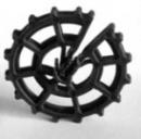Fiksatoriai F4 (25/4-14)ZV (500 vnt) Armavimo, betonavimo tinklai. Fiksatoriai