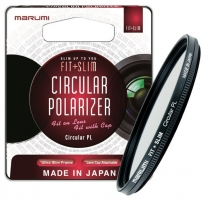 Objektyvo filtras Filtras Marumi FIT + SLIM Circular PL 82mm