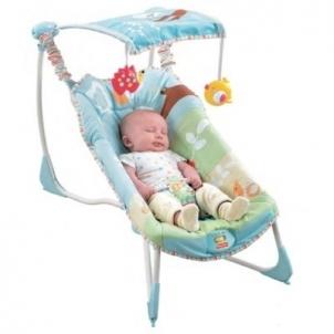 Fisher Price ( W9454) sulankstoma kūdikio supynė Kitos prekės kūdikiams