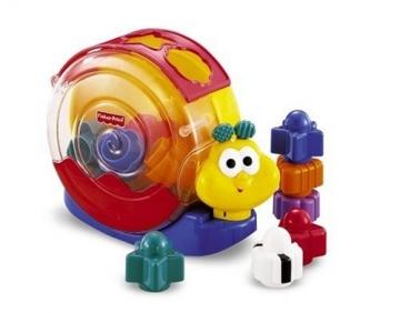 Fisher Price 116258 ( 71922 )muzikinė sraigė Žaislai kūdikiams