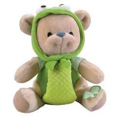 Fisher-Price C0550 Nature Bearries Plush Bear Žaislai kūdikiams