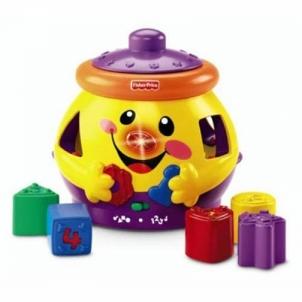 Fisher Price K2831-0 stebuklingas puodukas Žaislai kūdikiams