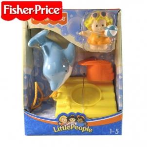 Fisher-Price K7708 Little People Dolphin Show Žaislai kūdikiams