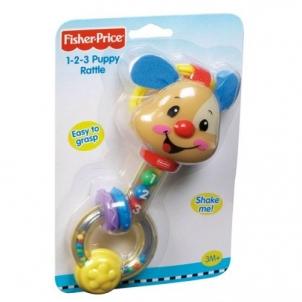 Fisher Price M4041 / T4041-0 šuniukas Žaislai kūdikiams