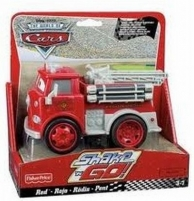 Fisher-Price MATTEL N7815 (N7805) N7809 RED Toys for boys