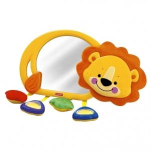 Fisher-Price N7321 Crib-to-Floor veidrodis Žaislai kūdikiams