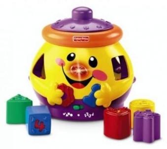 Fisher Price R3441 Coocie Shape Surprise Žaislai kūdikiams
