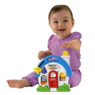 Fisher Price R7141 / R7139 Žaislai kūdikiams