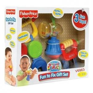 Fisher Price V6963 Rotaļlietas zīdaiņiem