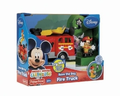 Fisher-Price W8398 Save the Day Fire Truck Žaislai kūdikiams