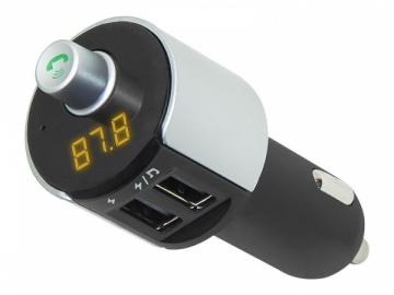FM moduliatorius BLOW Bluetooth su krovikliu 3,4A