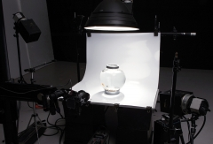 Fonas PVC Colorgloss 100x130cm Super white