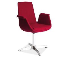 Fotelis Alan Baro, restorano kėdės