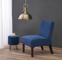 Fotelis FIDO mėlyna