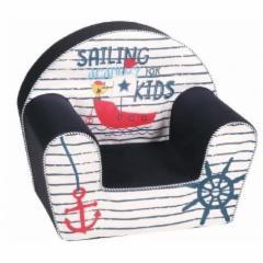 Foteliukas Mažasis jūreivis Foteliai, sėdmaišiai vaikams