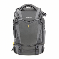 Foto krepšys Vanguard Alta Sky 45D Backpack for DSLR cameras and DRONE, Grey, Interior dimensions (W x D x H) 10 1/4 x 7 1/2 x 17 3/4 mm, Rain cover