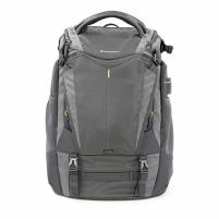 Foto krepšys Vanguard Alta Sky 53 Grey, Backpack, Dimensions (WxDxH) 380 × 270 × 580 mm, Interior dimensions (W x D x H) 320×200×530 mm, Rain cover