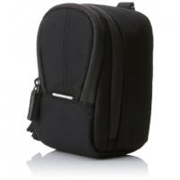 Foto krepšys Vanguard LIDO 9 BK Black, Bag, Hand, Belt, Dimensions (WxDxH) 105 x 100 x 155 mm,
