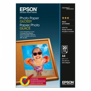 Foto popierius Photo Paper Glossy A4/20/200