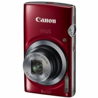 Digital camera Canon Digital IXUS 160 Red Digital cameras