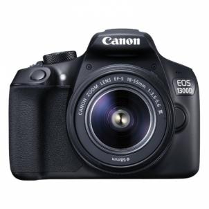 Fotoaparatas Canon EOS 1300D + EF-S 18-55 III