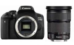 Fotoaparatas Canon EOS 750D + EF 24-105mm IS STM Skaitmeniniai fotoaparatai