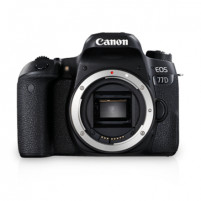 "Fotoaparatas Canon EOS 77D SLR Camera Body, Megapixel 24.2 MP, Image stabilizer, ISO 25600, Display diagonal 3.0 "", Wi-Fi, Video recording, TTL, CMOS, Black Skaitmeniniai veidrodiniai fotoaparatai"