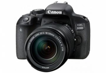 Fotoaparatas Canon EOS 800D + EF-S 18-135mm IS STM