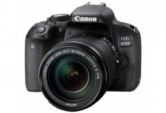 Fotoaparatas Canon EOS 800D + EF-S 18-135mm IS STM Digitālās fotokameras