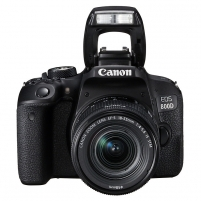 Fotoaparatas Canon EOS 800D + EF-S 18-55mm IS STM Skaitmeniniai fotoaparatai