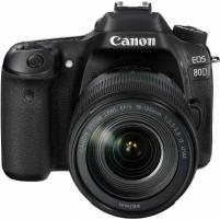 Fotoaparatas Canon EOS 80D EF-S 18-135mm IS USM KIT Skaitmeniniai fotoaparatai
