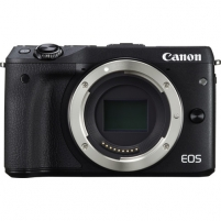 Fotoaparatas Canon EOS M3 Body black Skaitmeniniai fotoaparatai
